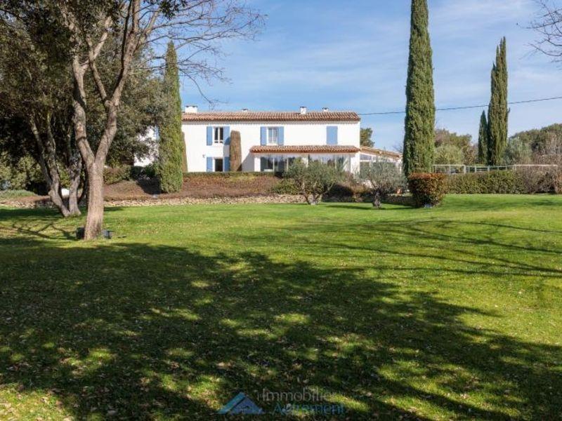 Venta  casa Eguilles 1950000€ - Fotografía 5