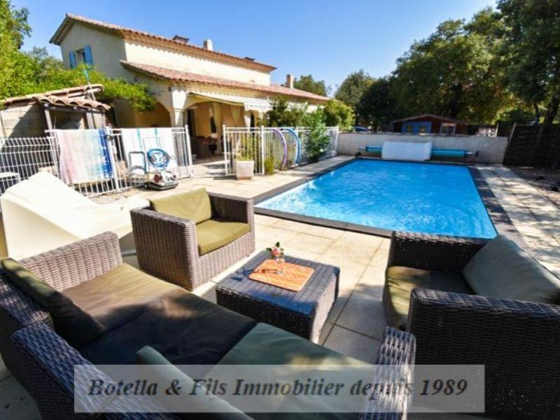 Vente maison / villa Uzes 213000€ - Photo 1