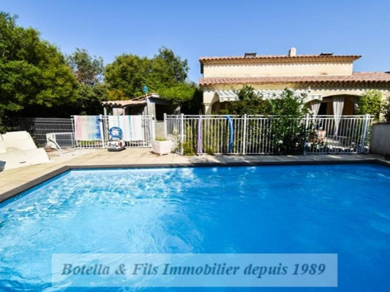 Vente maison / villa Uzes 213000€ - Photo 2