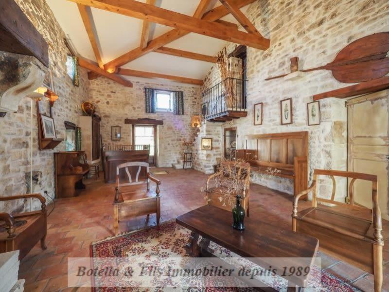 Vente de prestige maison / villa Barjac 399000€ - Photo 4