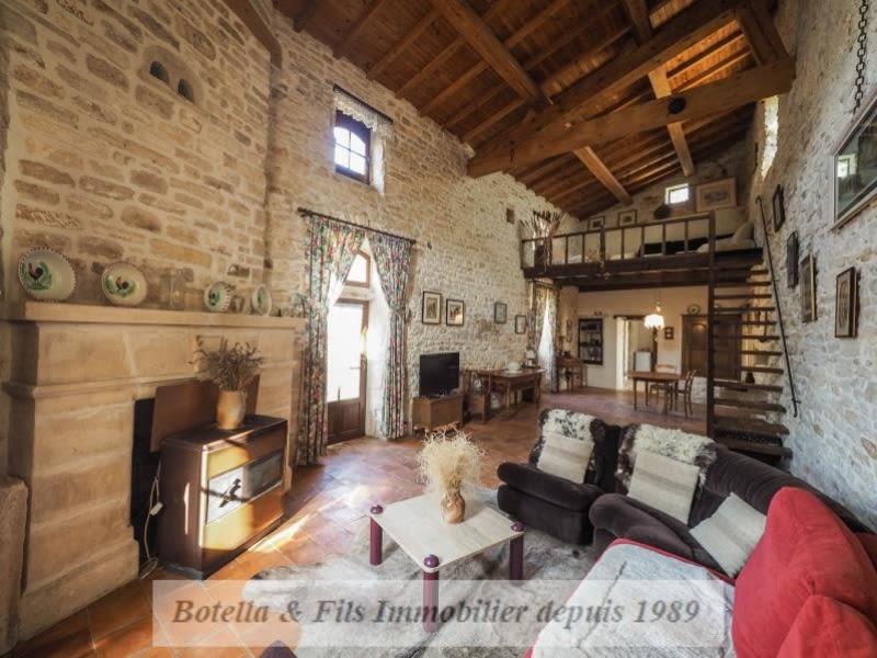 Vente de prestige maison / villa Barjac 399000€ - Photo 5
