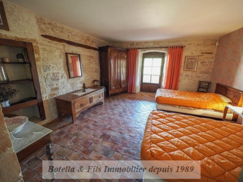 Vente de prestige maison / villa Barjac 399000€ - Photo 6