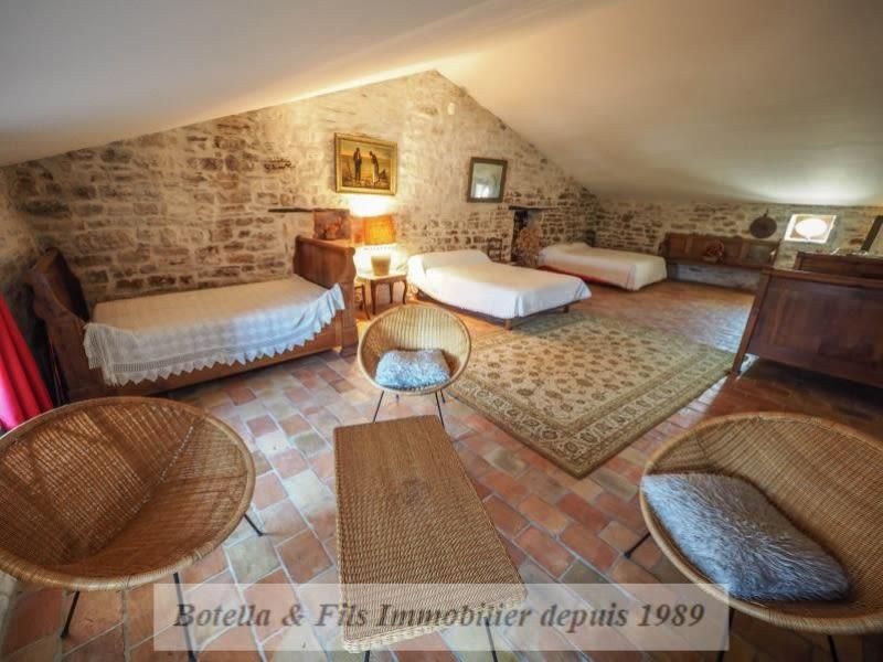 Vente de prestige maison / villa Barjac 399000€ - Photo 7