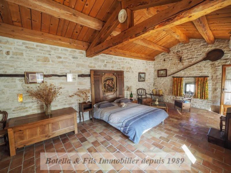Vente de prestige maison / villa Barjac 399000€ - Photo 8