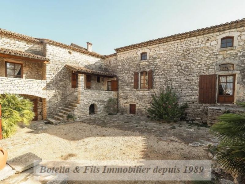 Vente de prestige maison / villa Barjac 399000€ - Photo 10
