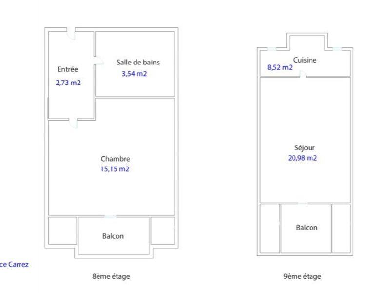 Vente appartement Strasbourg 258000€ - Photo 3