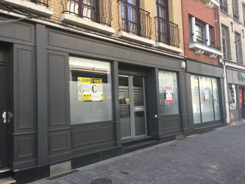 Location local commercial Saint omer 3 333€ HC - Photo 1