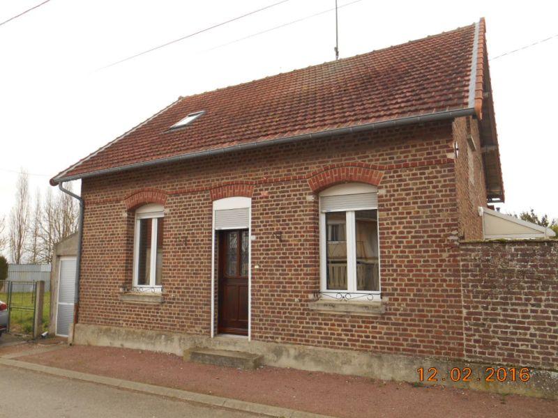 Location maison / villa Flavy le martel 526€ CC - Photo 1