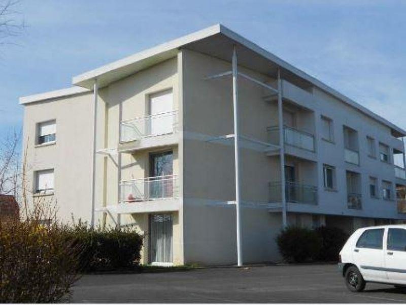 Location appartement Niort 275€ CC - Photo 1