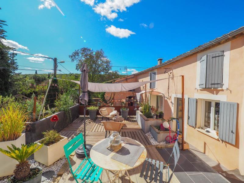 Vente maison / villa Uzes 215000€ - Photo 1