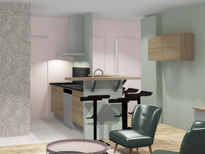 Sale apartment Lyon 6ème 620000€ - Picture 2