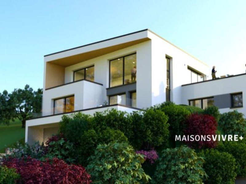 Vente terrain Charbonnieres les bains 420000€ - Photo 2