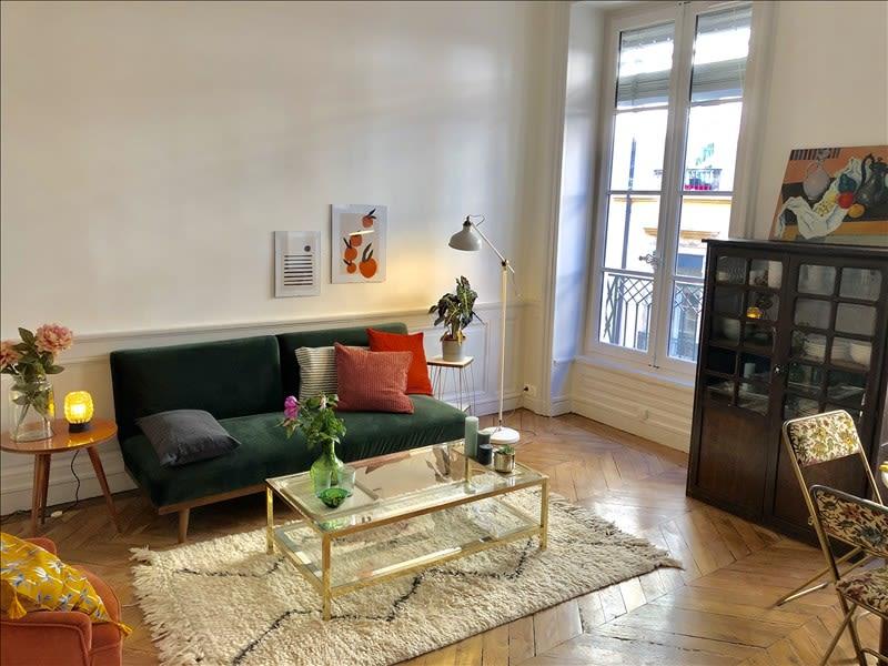 Rental apartment Lyon 01 890€ CC - Picture 1