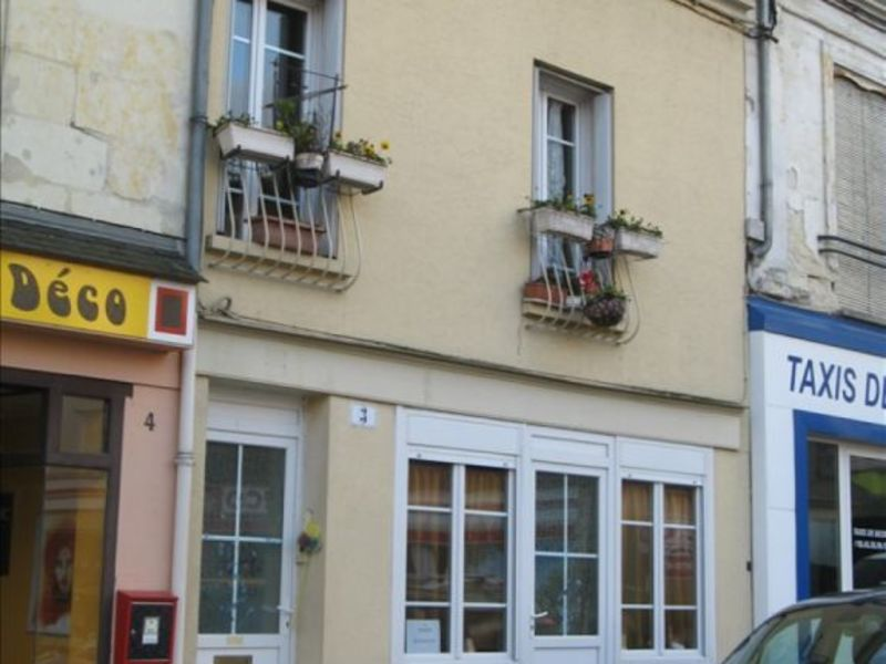 Vente maison / villa Besse sur braye 56750€ - Photo 1