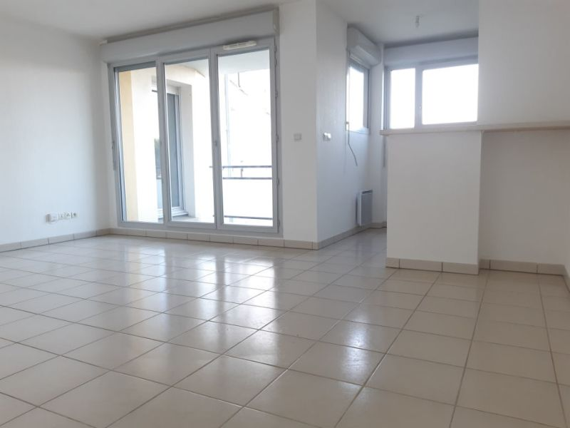 Rental apartment Colomiers 579€ CC - Picture 1