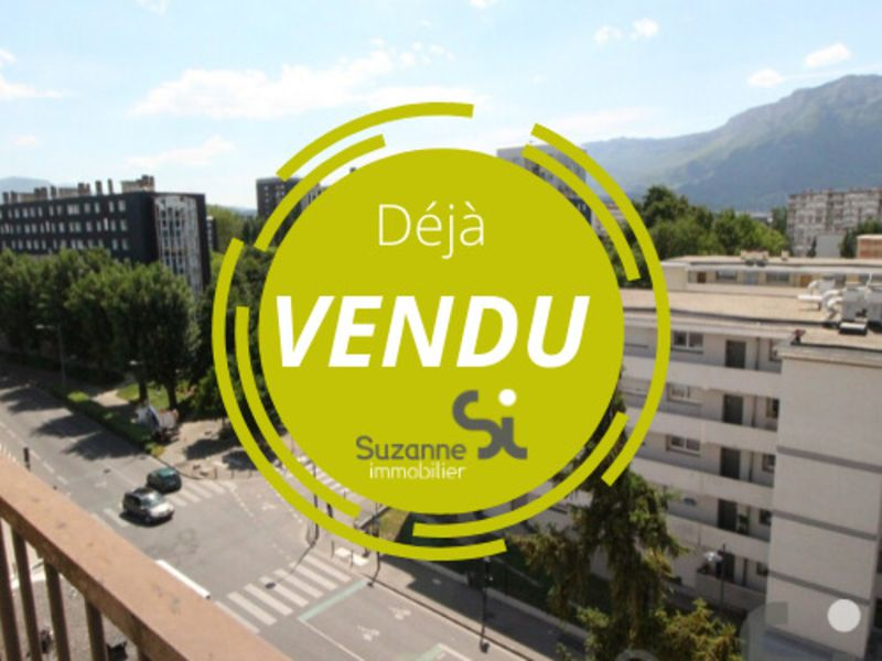 Vente appartement Grenoble 105 000€ - Photo 1