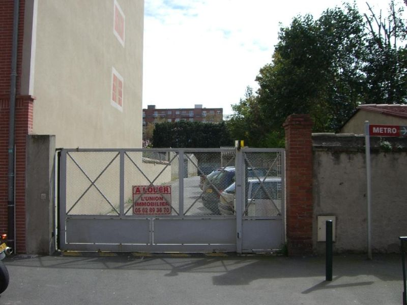 Location parking Toulouse 95€ CC - Photo 1