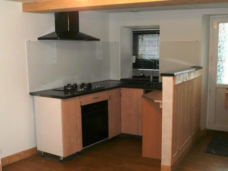 Rental house / villa Mazamet 380€ CC - Picture 1