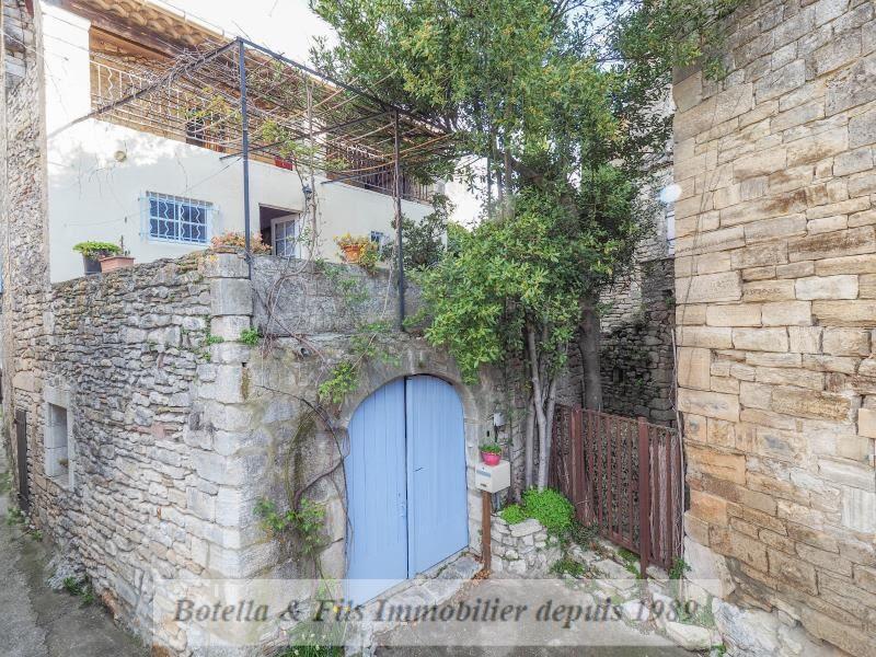 Vente maison / villa Goudargues 230000€ - Photo 1