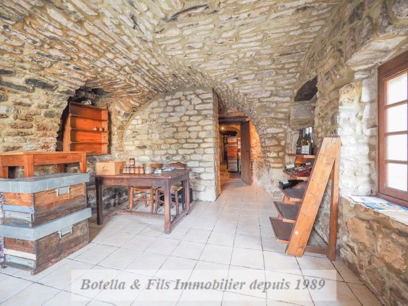 Vente maison / villa Goudargues 230000€ - Photo 2