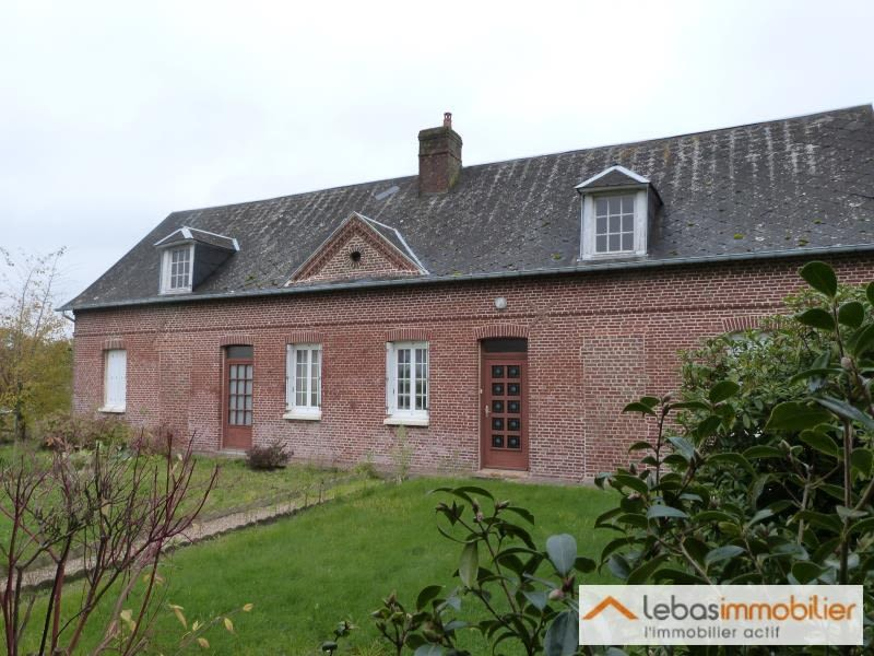 Vente maison / villa Yvetot 169000€ - Photo 1