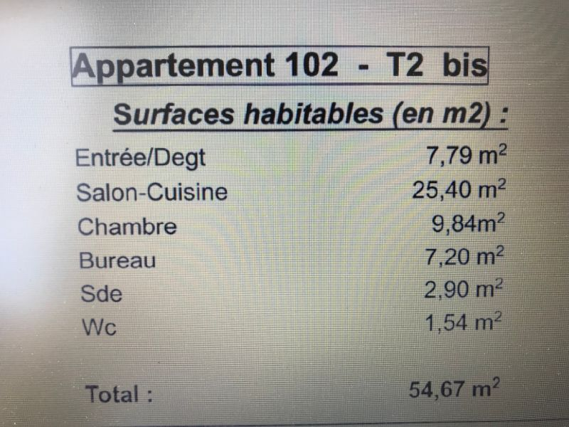 Sale apartment Dax 167 000€ - Picture 3