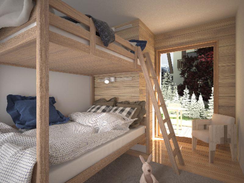 Vente neuf appartement Samoens  - Photo 4