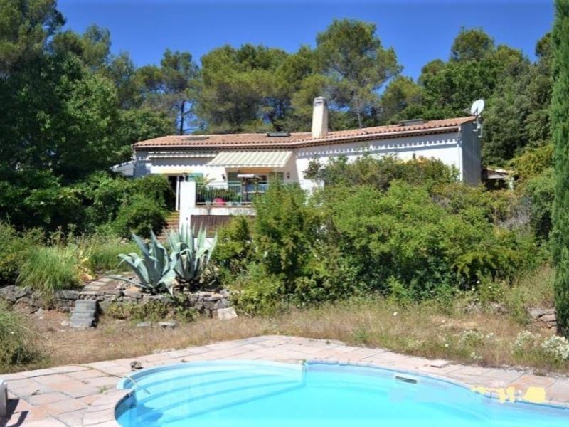 Vente maison / villa St maximin la ste baume 375000€ - Photo 1