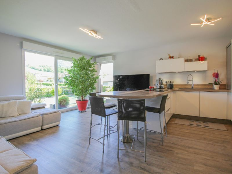 Sale apartment Gresy sur aix 299 000€ - Picture 1