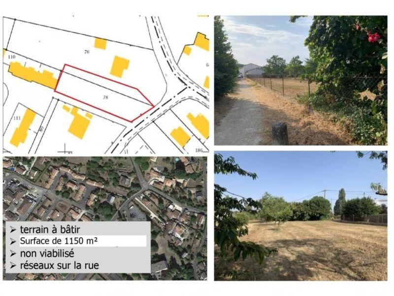 Vente terrain Iteuil 55000€ - Photo 2