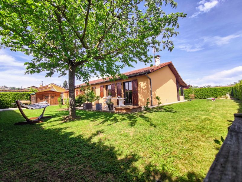Vente maison / villa Saint-just-chaleyssin 295000€ - Photo 8