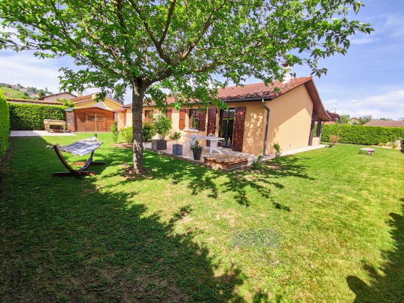 Vente maison / villa Saint-just-chaleyssin 295000€ - Photo 1