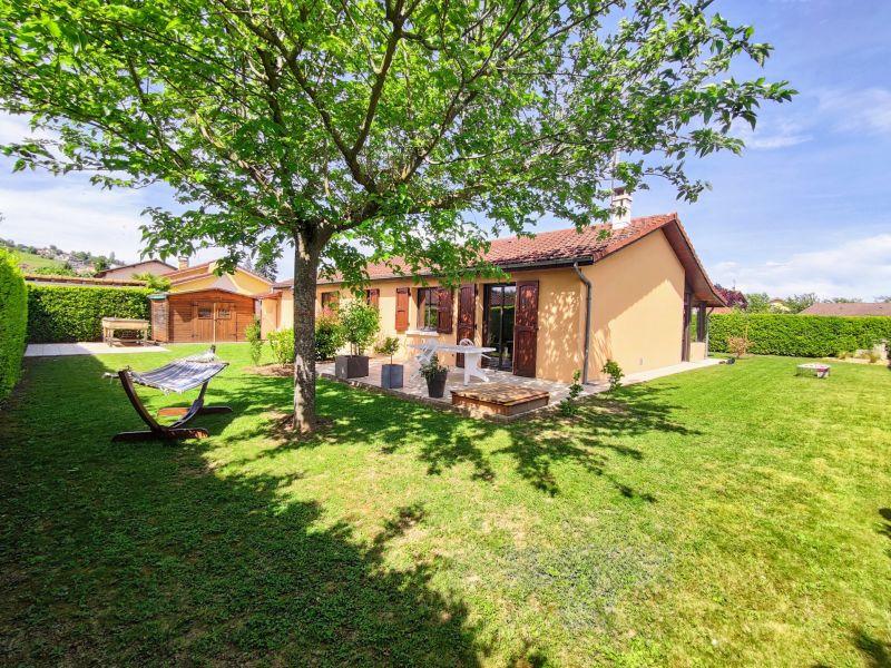 Vente maison / villa Saint-just-chaleyssin 295000€ - Photo 4