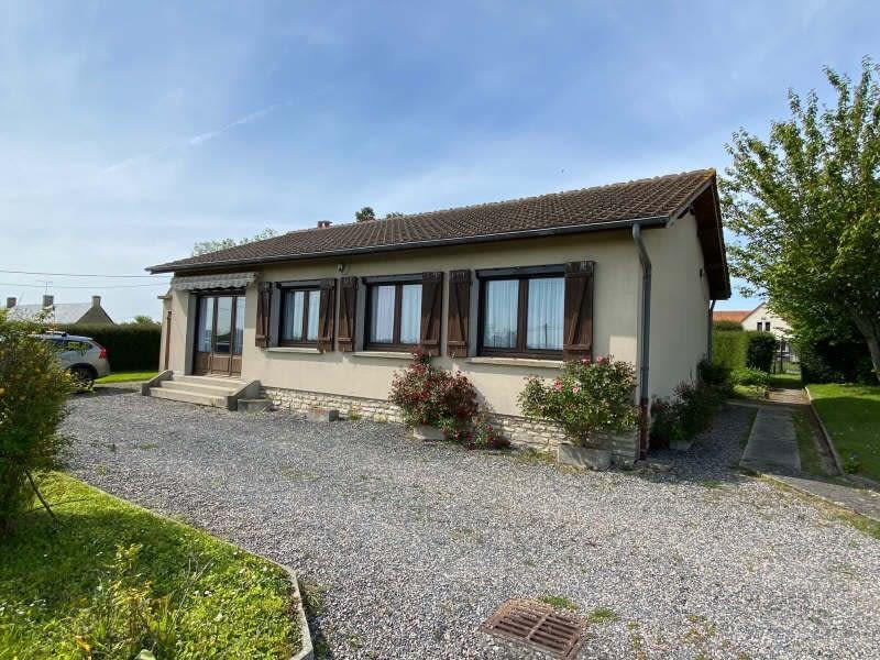 Vente maison / villa Secqueville en bessin 180000€ - Photo 1