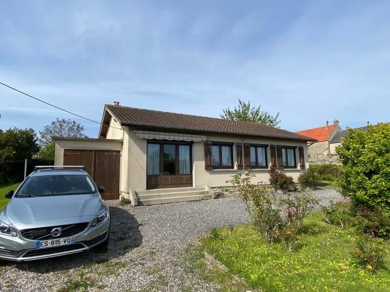 Vente maison / villa Secqueville en bessin 180000€ - Photo 2
