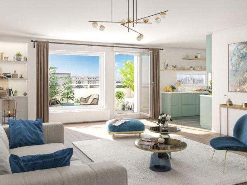 Vente appartement Noisy le sec 307708€ - Photo 1