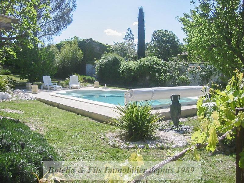 Vente maison / villa Uzes 799000€ - Photo 1