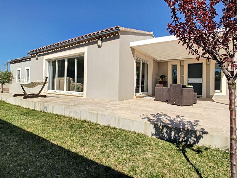 Sale house / villa Velleron 420000€ - Picture 17