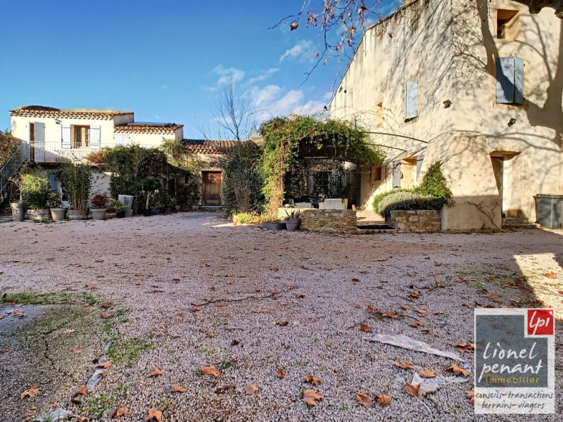 Sale house / villa Pernes les fontaines 1 150 000€ - Picture 3