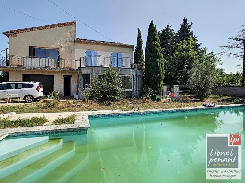 Sale house / villa Pernes les fontaines 348 150€ - Picture 1