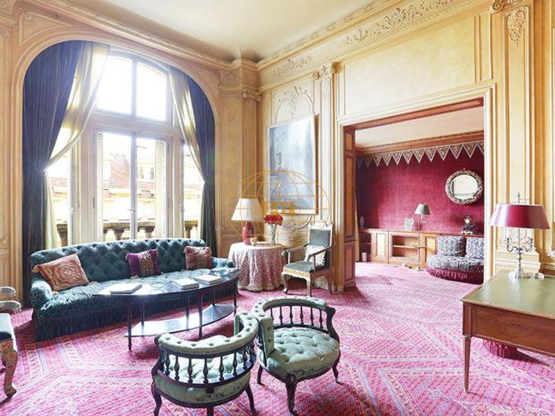 Vente de prestige appartement Paris 16ème 5720000€ - Photo 4