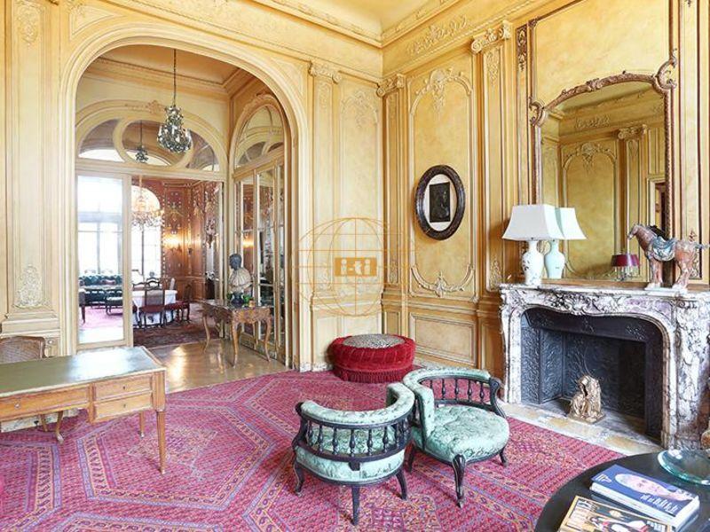 Vente de prestige appartement Paris 16ème 5720000€ - Photo 5