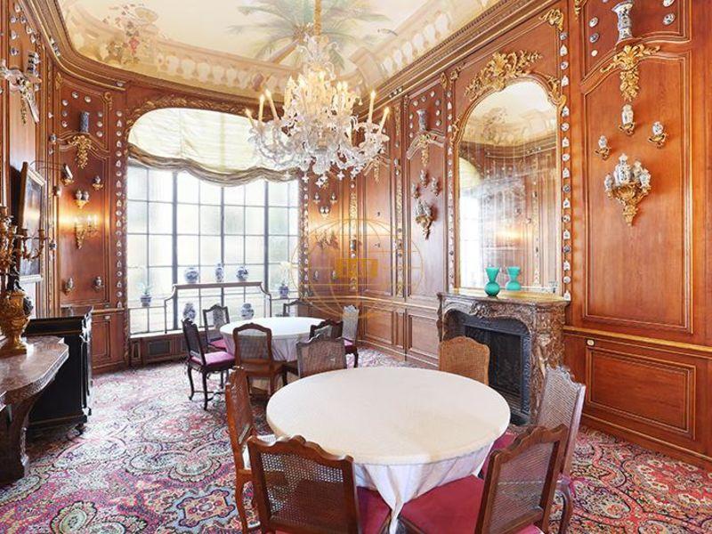 Vente de prestige appartement Paris 16ème 5720000€ - Photo 6