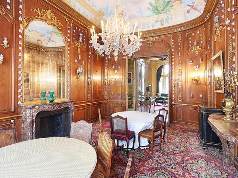 Vente de prestige appartement Paris 16ème 5720000€ - Photo 7