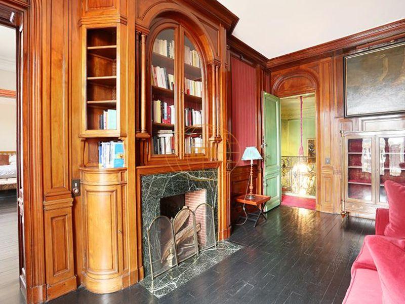 Vente de prestige appartement Paris 16ème 5720000€ - Photo 8