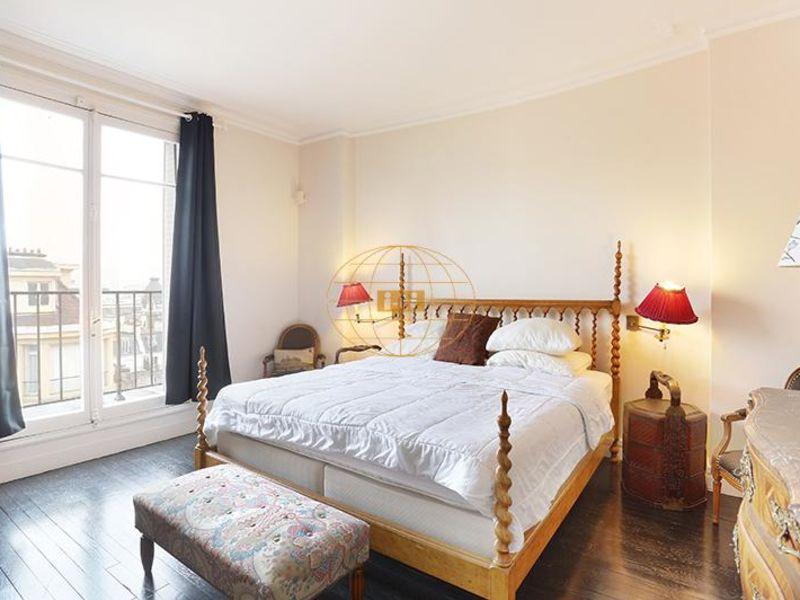 Vente de prestige appartement Paris 16ème 5720000€ - Photo 9