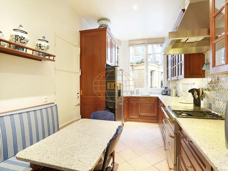 Vente de prestige appartement Paris 16ème 5720000€ - Photo 11