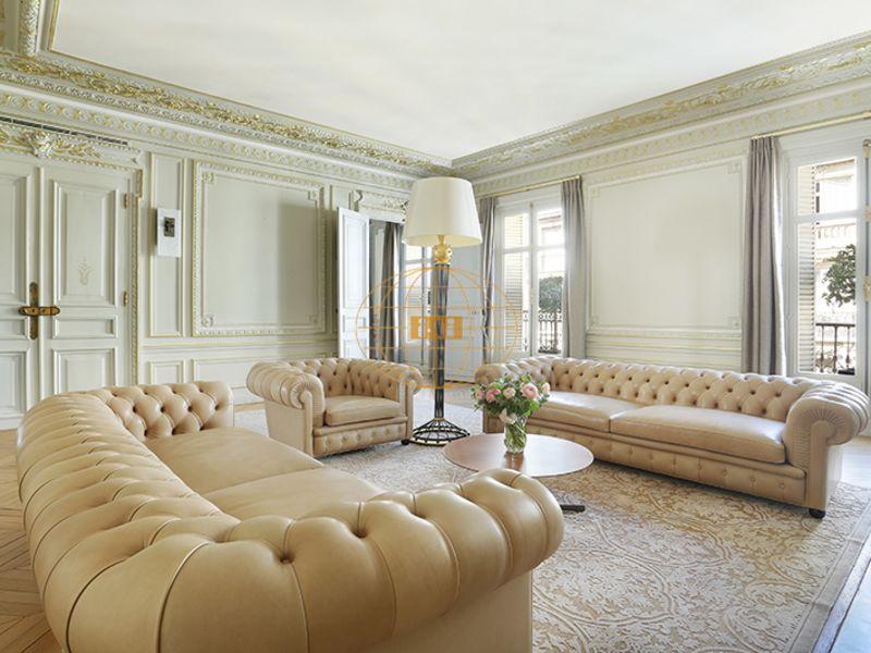 Vente de prestige appartement Paris 8ème 6500000€ - Photo 5