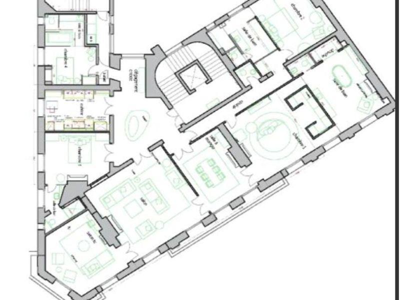 Vente de prestige appartement Paris 8ème 6500000€ - Photo 17