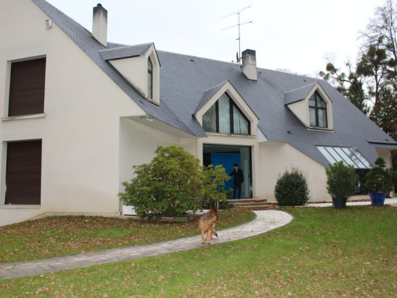 Sale house / villa Lamorlaye 1 400 000€ - Picture 14